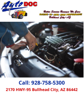 Auto Doc Mechanic Bullhead City, Arizona