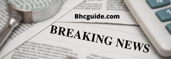 Breakibg News