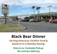 Black Bear Dinner Bullhead City, Az