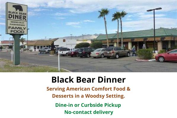 Black Bear Dinner Bullhead City