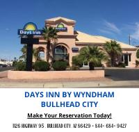 Days Inn By Wyndham located in Bullhead City, Arizona