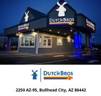 Dutch Bros Bullhead city