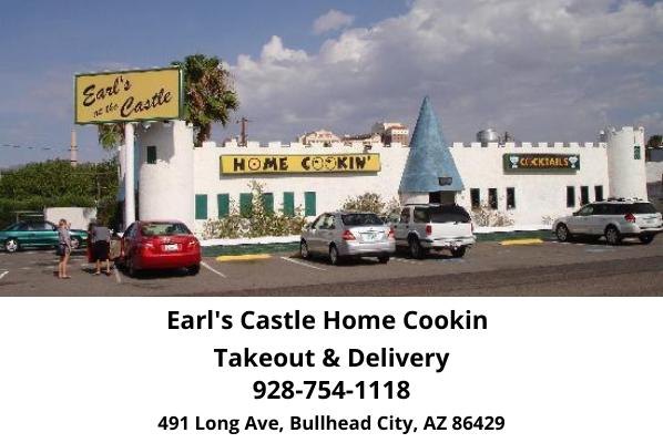 Earl's Castle Restaurant Bullhead city
