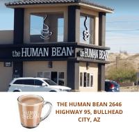 The Human Bean bullhead City, Arizona