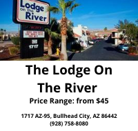 The Lodge On The River Bullhead City