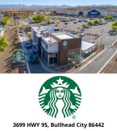 Starbucks Drive Thri Bullhead City