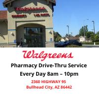 Walgreens Pharmacy Bullhead City