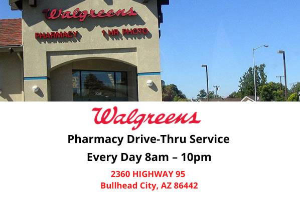 Walgreens Bullhead City, Arizona