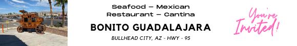 New Business in Bullhead City - Bonito Guadalajara Mexican Restaurant